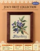 Juicy Fruit Collection/7743 Голубика